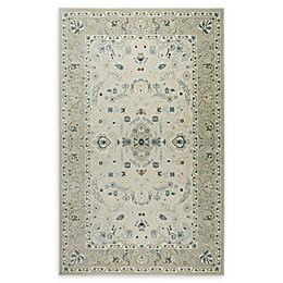 Shabby Chic Chandler Power-Loomed Rug in Ivory