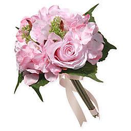 National Tree Company® Artificial Rose & Peony Bundle