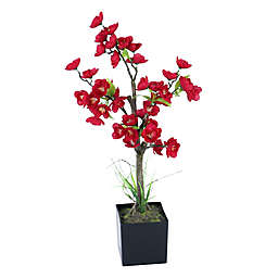 National Tree Company® Artificial Cherry Blossom Flowers in Pot