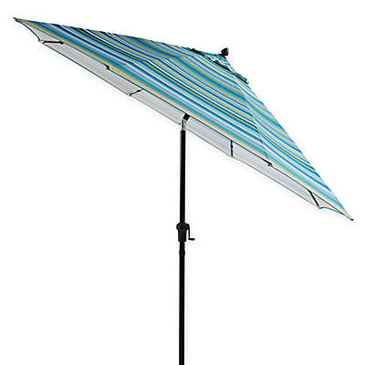 9-Foot Tilting Outdoor Patio Umbrella