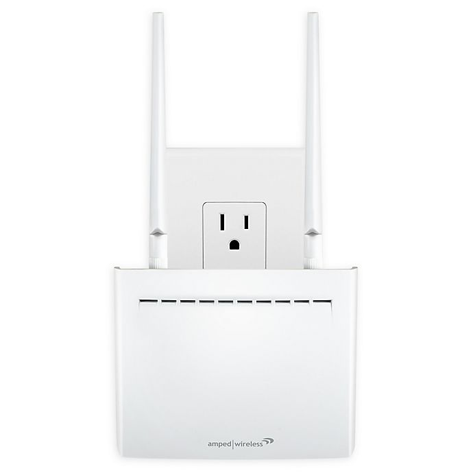 Alternate image 1 for High Power AC2600 WiFi Range Extender with SmartMax