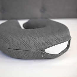 Therapedic® Travel U-Neck Pillow Protector