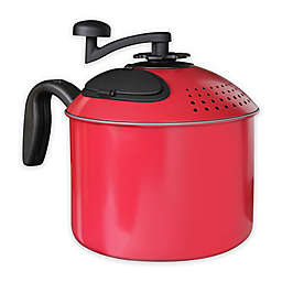 Just Pop It Snack Maker in Red