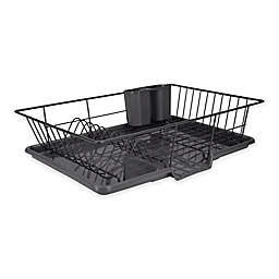 Home Basics® 3-Piece Dish Drainer