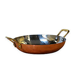 Denmark Tools For Cooks® 6.75-Inch Mini Hammered Au Gratin Pan in Copper
