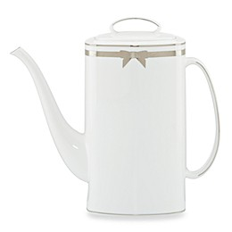 kate spade new york Grace Avenue™ 52-Ounce Coffeepot with Lid