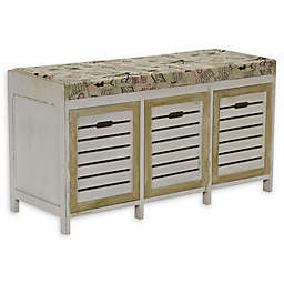 Household Essentials® Entryway Storage Bench