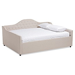 Baxton Studio Eliza Upholstered Daybed