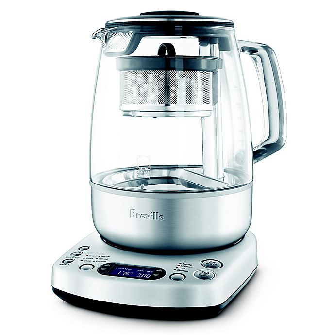 Alternate image 1 for Breville® One-Touch 51-Ounce Electric Tea Kettle