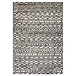 Dynamic Rugs Brighton Dornoch Indoor/Outdoor Rug in Light Grey