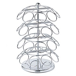 Nifty™ K-Cup® 36-Pod Carousel in Chrome