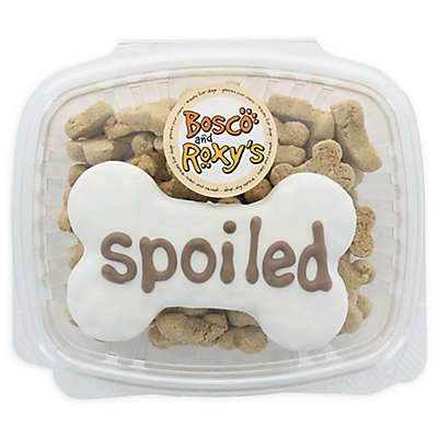 Bosco and Roxy's Spoiled Bone Gourmet Treat Gift Box