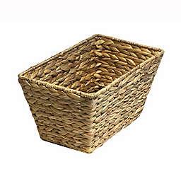 Brookside Natural Water Hyacinth Utility Basket