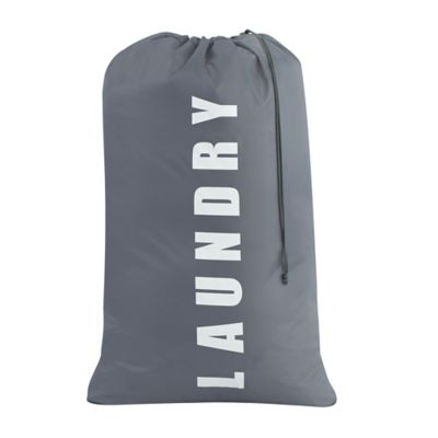 Quot Laundry Quot Novelty Laundry Bag Bed Bath And Beyond Canada