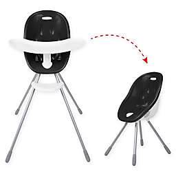 phil&teds® Poppy™ High Chair in Black