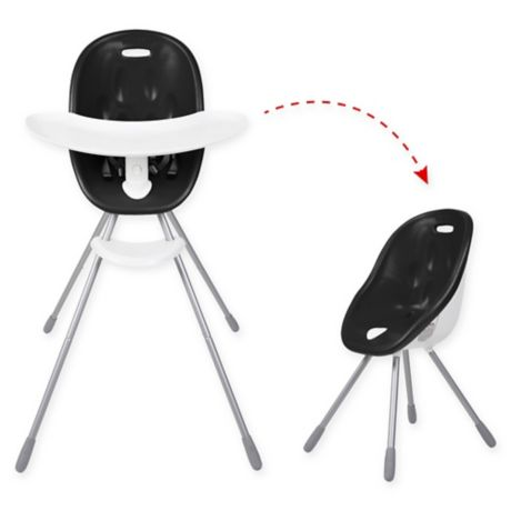 Phil Amp Teds 174 Poppy High Chair In Black Buybuy Baby