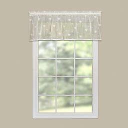 Heritage Lace® Bee Window Valance in Ecru