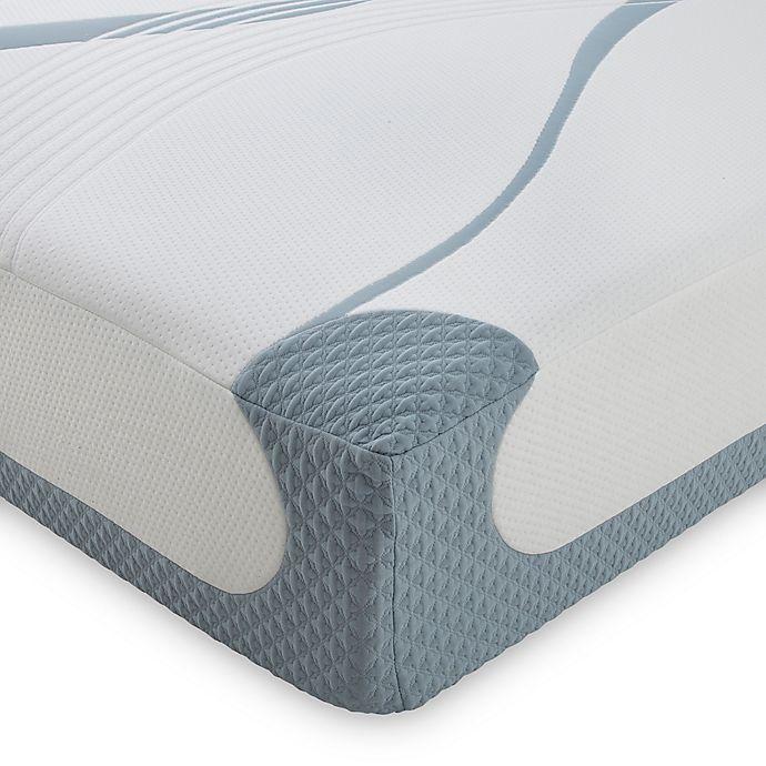 Alternate image 1 for Broyhill® Sensura™ 12-Inch Cooling Gel Memory Foam Twin XL Mattress