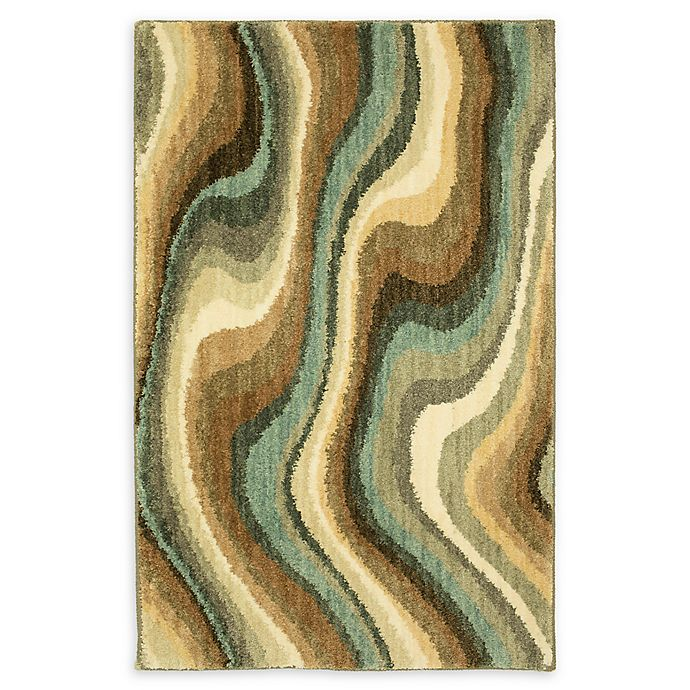 Alternate image 1 for Karastan Larkhall 2' x 3'  Accent Rug in Granite