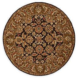 Safavieh Anatolia 6' x 6' Pilar Rug in Dark Brown