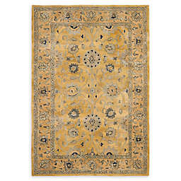 Safavieh Anatolia Suri 6' x 9' Handcrafted Area Rug in Golden Pear