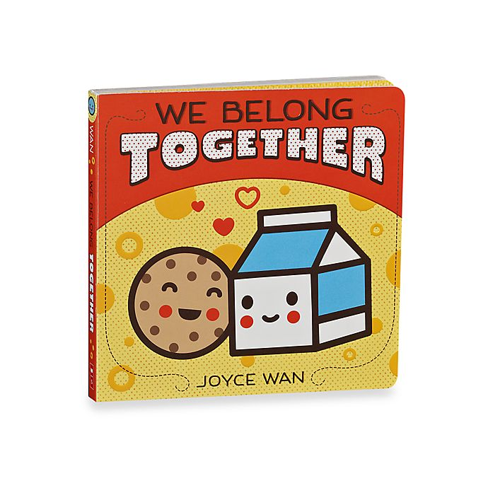Alternate image 1 for We Belong Together Board Book