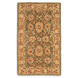 Safavieh Anatolia Amara 4' x 6' Handcrafted Area Rug in Brown