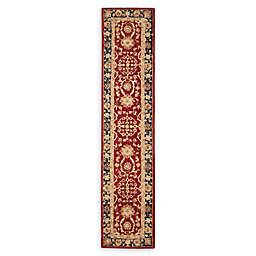 Safavieh Anatolia 2'3 x 14' Fiona Rug in Red