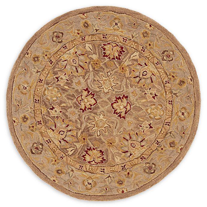 Alternate image 1 for Safavieh Anatolia 4' x 4' Cadon Rug in Tan