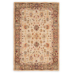 Safavieh Anatolia Chantal 2' x 3' Handcrafted Accent Rug in Ivory