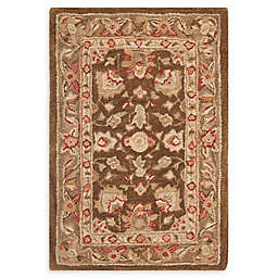Safavieh Anatolia Paxton 2' x 3' Handcrafted Accent Rug in Brown