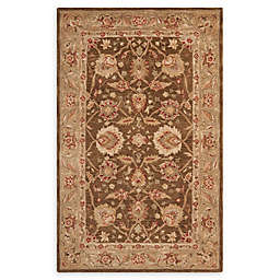 Safavieh Anatolia Paxton 5' x 8' Handcrafted Area Rug in Brown