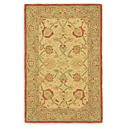 Safavieh Anatolia Paxton 6' x 9' Handcrafted Area Rug in Rust