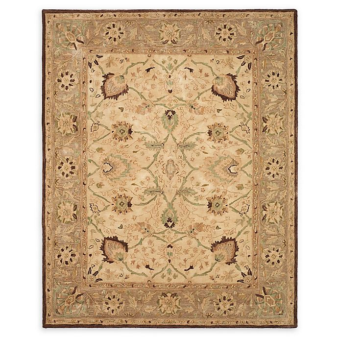 Alternate image 1 for Safavieh Anatolia Paxton 8' x 10' Handcrafted Area Rug in Ivory