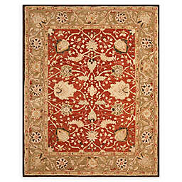 Safavieh Anatolia Paxton 9' x 12' Handcrafted Area Rug in Rustic Green