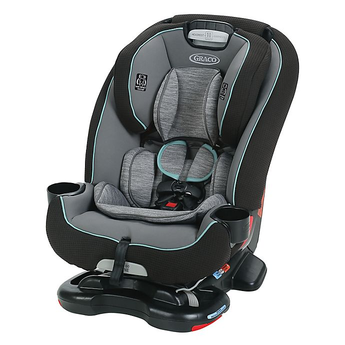 Alternate image 1 for Graco® Recline N' Ride™ 3-in-1 Car Seat featuring On the Go Recline in Lucas