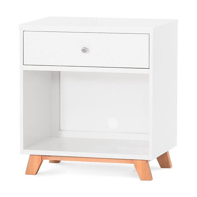 Alternate image 1 for Child Craft™ Forever Eclectic™ SOHO Wood 1-Drawer Night Stand