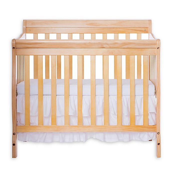 Dream On Me Aden 4 In 1 Convertible Mini Crib Buybuy Baby