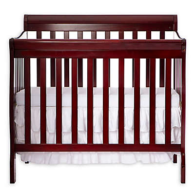 Dream On Me Aden 4-in-1 Convertible Mini Crib