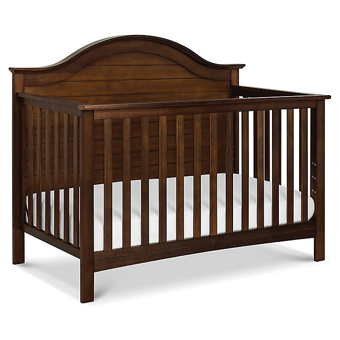 Alternate image 1 for carter's® by DaVinci® Nolan 4-in-1 Convertible Crib in Espresso