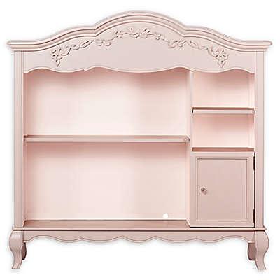 evolur™ Aurora Bookcase in Pink Blush Pearl