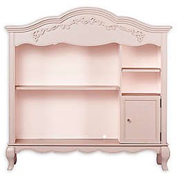 evolur™ Aurora Bookcase in Pink Blush Pearl