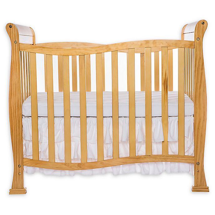 Alternate image 1 for Dream On Me Piper 4-In-1 Convertible Mini Crib