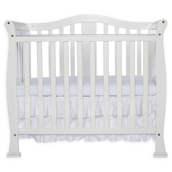 Dream On Me Naples 4 In 1 Convertible Mini Crib