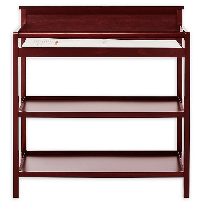 Alternate image 1 for Dream On Me Jax Universal Changing Table in Cherry