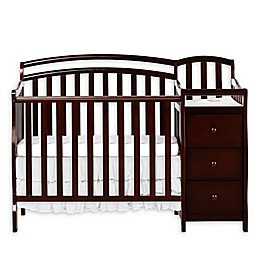 Dream On Me Casco 3-in-1 Mini Crib and Changer