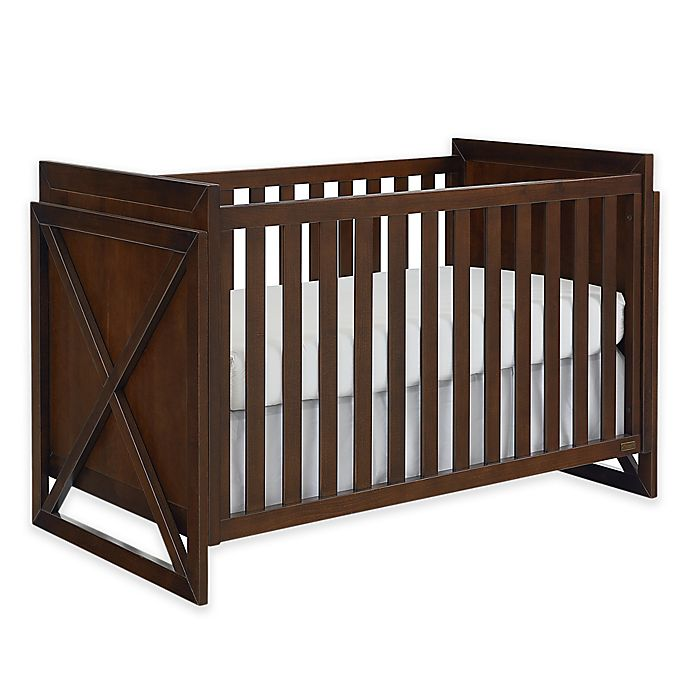 Alternate image 1 for BassettBaby® Premier Tate Tate 3-in-1 Convertible Crib