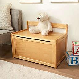 Melissa & Doug® Wooden Toy Chest