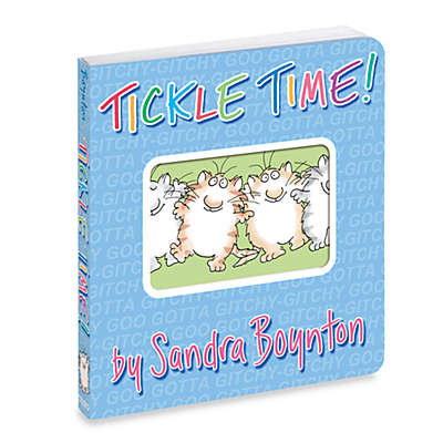 Tickle Time!: A book by Sandra Boynton