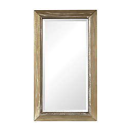 Uttermost Madock 37-Inch x 21-Inch Rectangular Wall Mirror in Brass